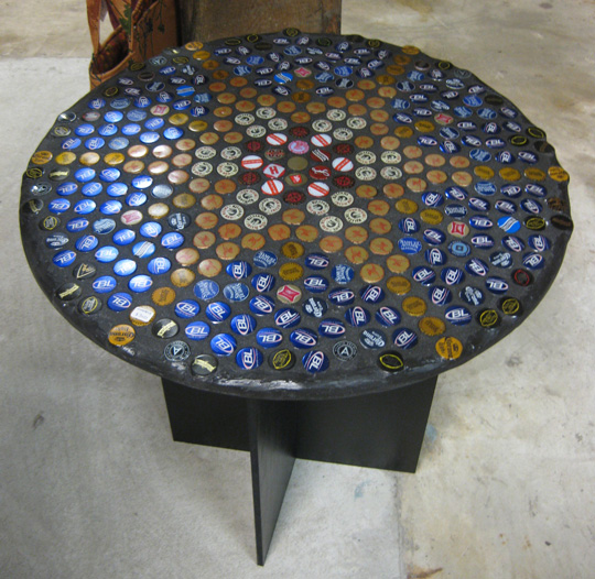 Diy beer cap projects girls who like beergirls who like beer for Cool beer cap ideas