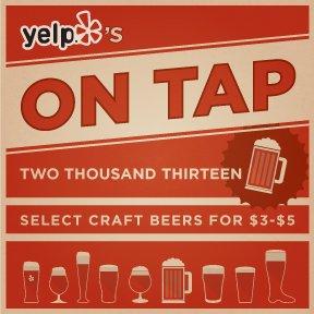 yelp-on-tap