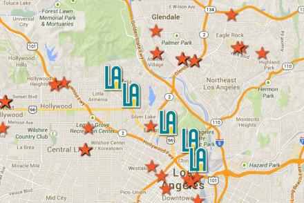 LA-Beer-Week-Map