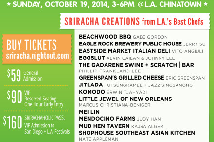 sriracha-festival-los-angeles-chefs-restaurants-2014