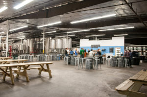 Strand Brewing Tasting Room