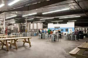 Strand Brewing Tasting Room