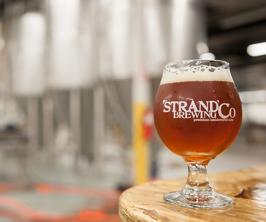 Strand Brewing, 24th Street Pale Ale