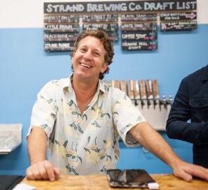 Rich Marcello, Strand Brewing Co.